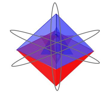 fusion geometrica en movimiento